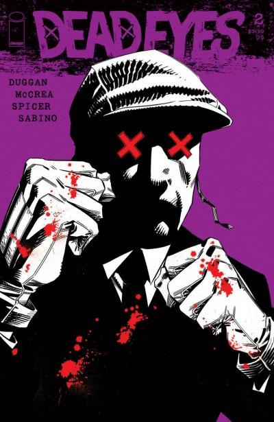 Dead Eyes (2019) #2 VF/NM John McCrea Cover Image Comics