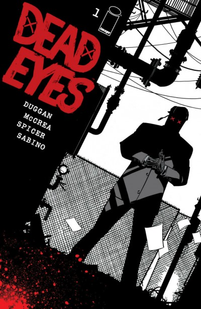 Dead Eyes (2019) #1 VF/NM John McCrea Cover Image Comics