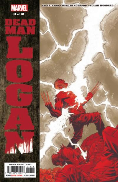 Dead Man Logan (2018) #11 of 12 VF/NM 1st App Danielle Cage as Thor