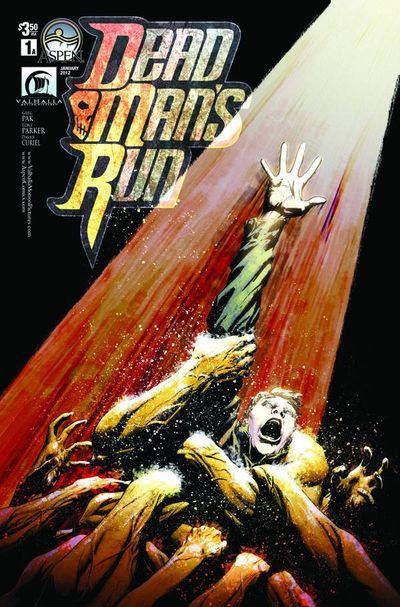 DEAD MAN'S RUN #1 COVER A FN/VF ASPEN