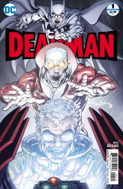 Deadman (2017) #'s 1 2 3 4 5 6 VF/NM Glow-in-the-Dark Complete Set Neal Adams