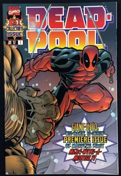 Deadpool (1997) #1 NM (9.4)