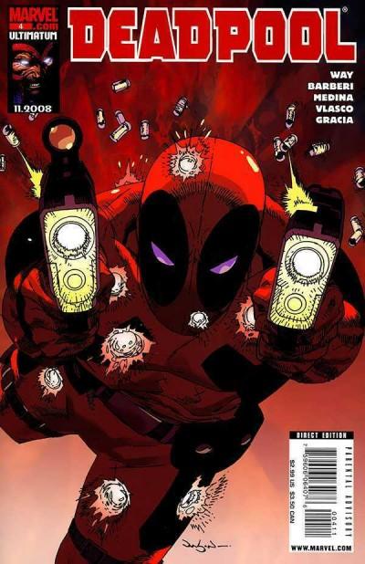Deadpool (2008) #4 VF/NM Jason Pearson Cover