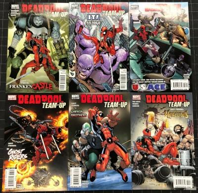 Deadpool Team-Up (2010) NM (9.4) #899 898 897 896 895 894 6 issue run