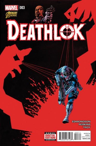 DEATHLOK (2014) #3 VF/NM MARVEL NOW!
