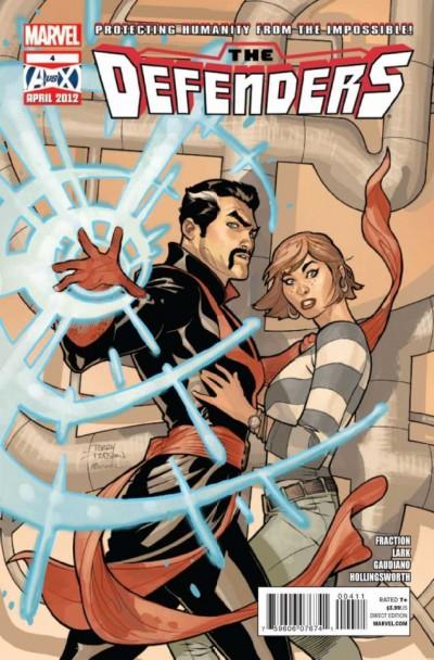 Defenders (2012) #4 VF/NM Terry Dodson Dr. Strange