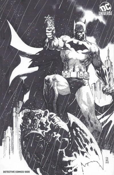 Detective Comics #1000 VF/NM-NM Jim Lee DC Universe Subscription Variant Cover