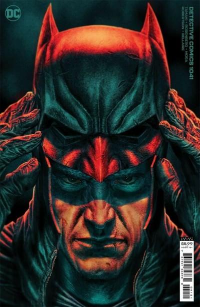 Detective Comics (2016) #1041 VF/NM Lee Bermejo Variant Cover