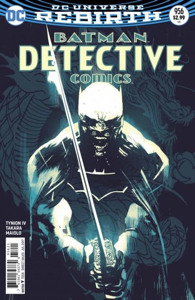Detective Comics (2016) #956 VF/NM Albuquerque Variant Cover DC Universe Rebirth
