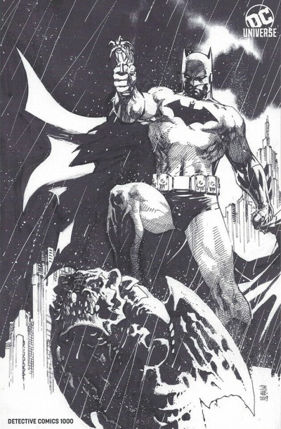 Detective Comics #1000 VF+  Jim Lee DC Universe Subscription Variant Cover