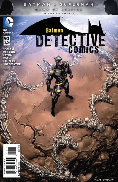 DETECTIVE COMICS (2011) #50 VF/NM  BATMAN