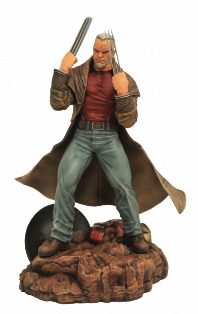 Diamond Select Marvel Gallery Old Man Logan PVC Figure MIB X-men Wolverine