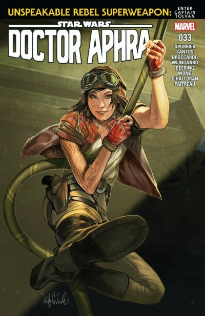 Doctor Aphra (2016) #33 VF/NM Star Wars