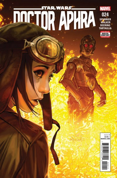 Doctor Aphra (2016) #24 VF/NM Star Wars