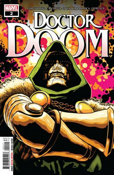 Doctor Doom (2019) #2 VF/NM (9.0) or better