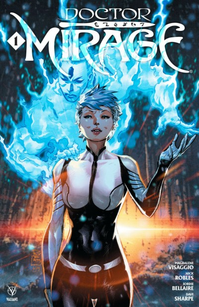 Doctor Mirage (2019) # VF/NM Philip Tan Cover A Valiant