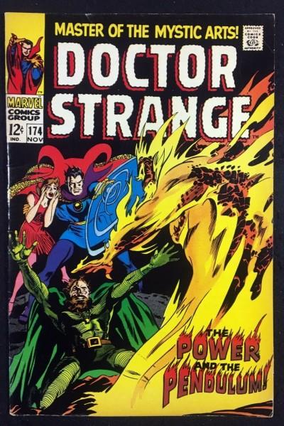 Doctor Strange (1968) #174 VF- (7.5) 1st app Sons of Satanish