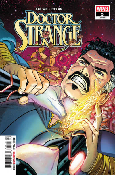 Doctor Strange (2018) #5 (Legacy #395) VF/NM (9.0)