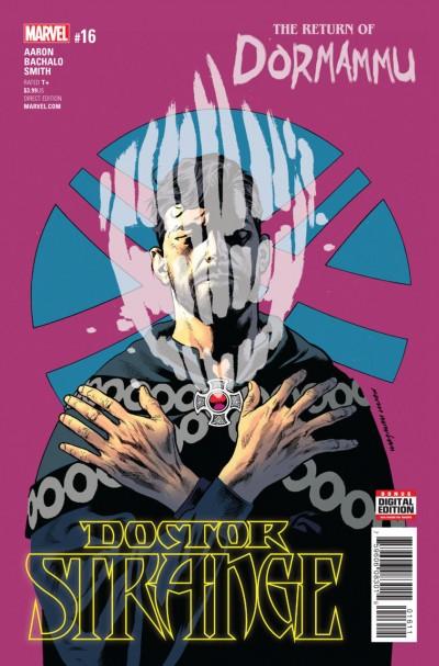 Doctor Strange (2015) #16 VF/NM