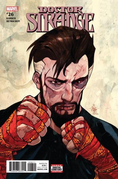 Doctor Strange (2015) #26 VF/NM
