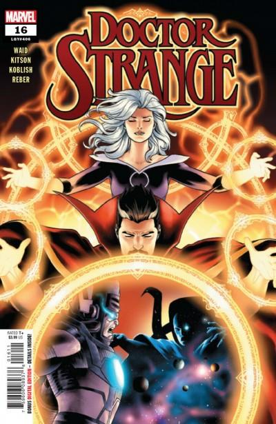 Doctor Strange (2018) #16 (#406) VF/NM Jesus Saiz Cover