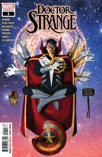 Doctor Strange Annual (2019) #1 VF/NM Ariel Olivetti Cover