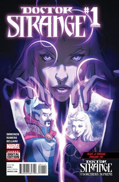 Doctor Strange Annual  (2016) #1 VF/NM