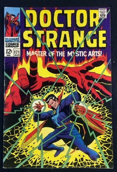 Doctor Strange (1968) #171 FN/VF (7.0) vs Dormammu part 1 of 3