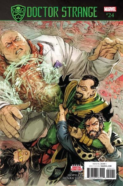Doctor Strange (2015) #24 VF/NM