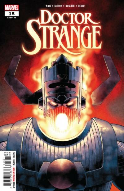 Doctor Strange (2018) #15 (#405) VF/NM Jesus Saiz Cover