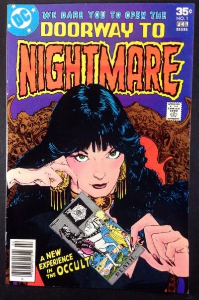 Doorway to Nightmare (1978) #1 VF+ (8.5) 1st app Madame Xanadu