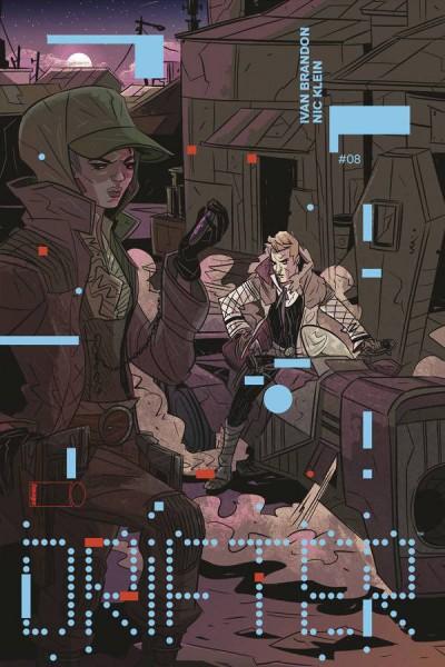 Drifter (2014) #8 VF/NM Cover B Image Comics