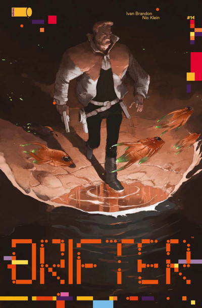 Drifter (2014) #14 VF/NM Cover B Image Comics