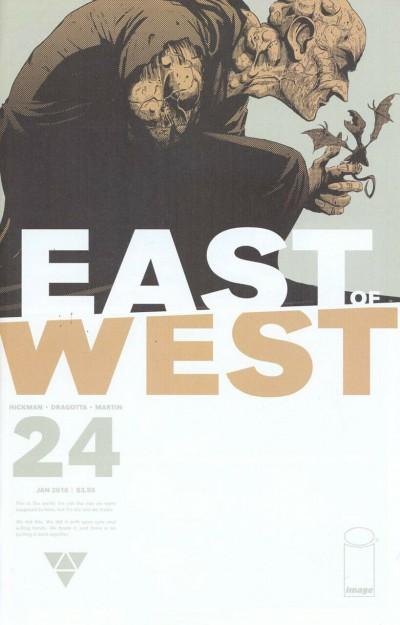 East of West (2013) #24 VF/NM Image Comics