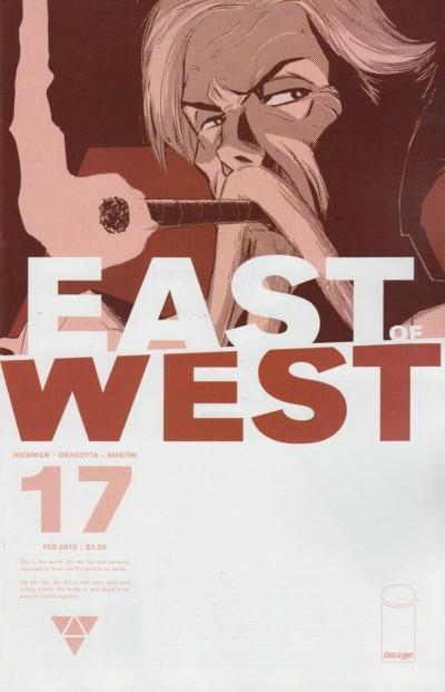 East of West (2013) #17 VF/NM Image Comics