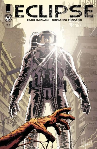 Eclispse (2016) #1 VF/NM Image Comics