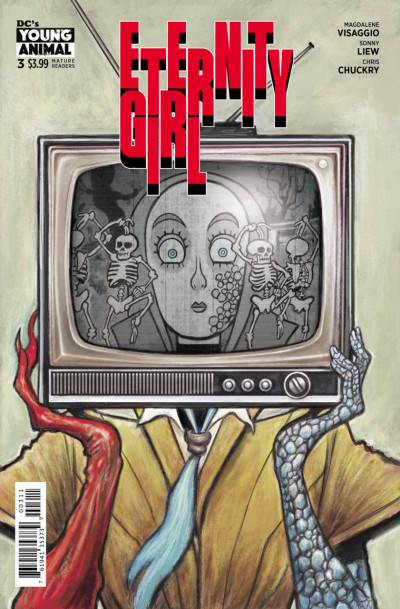 Eternity Girl (2018) #3 VF/NM DC Young Animal