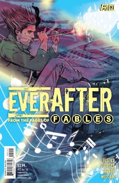 Everafter From the Pages of Fables (2016) #2 VF/NM Vertigo