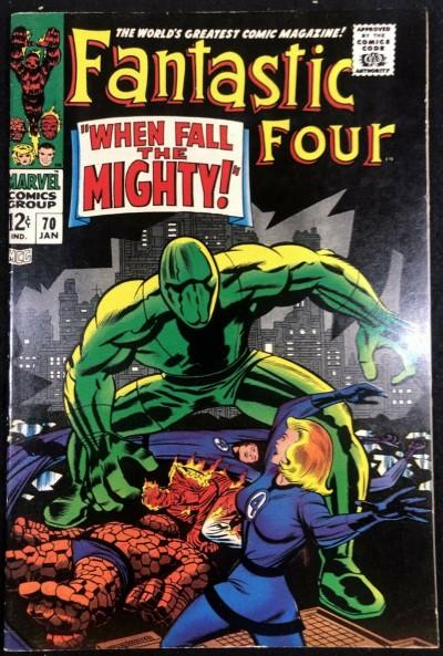 Fantastic Four (1961) #70 VF (8.0)