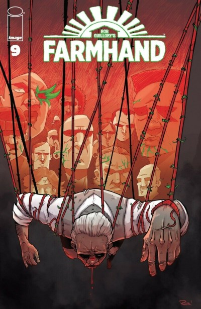 Farmhand (2018) #9 VF/NM Rob Guillory Image Comics
