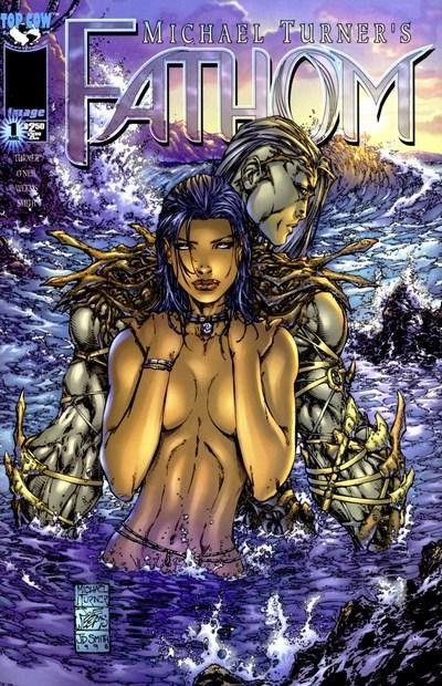 FATHOM (1998) #1 NM COVER C MICHAEL TURNER IMAGE COMICS