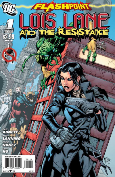 FLASHPOINT: LOIS LANE AND THE RESISTANCE #1 OF 3 NM