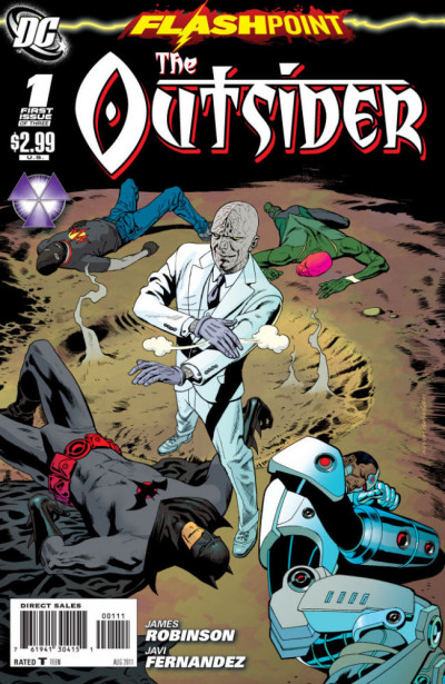 FLASHPOINT: THE OUTSIDER #1 OF 3 NM