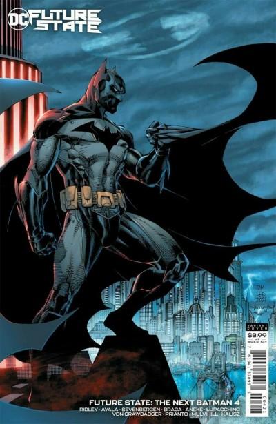 Future State: The Next Batman (2021) #4 VF/NM Jim Lee Variant Cover