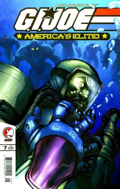G.I. JOE: AMERICA'S ELITE (2005) #7 FN/VF DDP