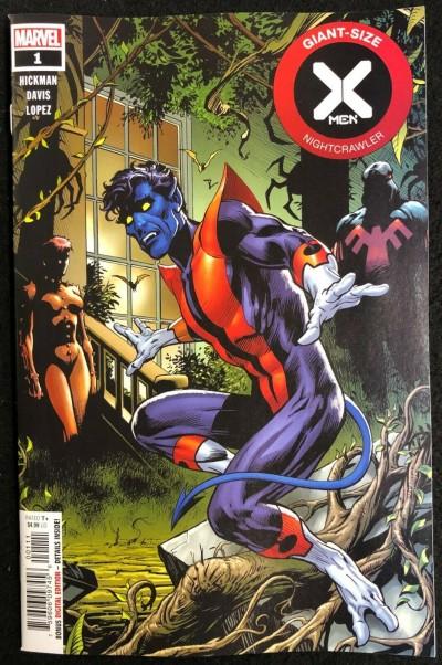 Giant-Size X-Men: Nightcrawler (2020) #1 NM (9.4) Alan Davis Cover A