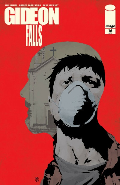 Gideon Falls (2018) #16 VF/NM Andrea Sorrentino Cover Image Comics