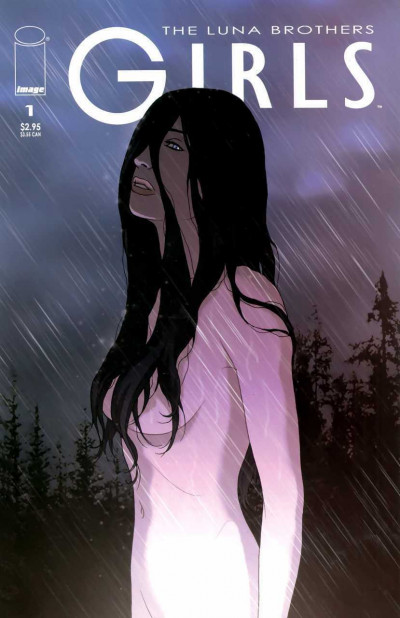 Girls (2005) #'s 1 & 2 VF+ The Luna Brothers 1st Printing Image Comics