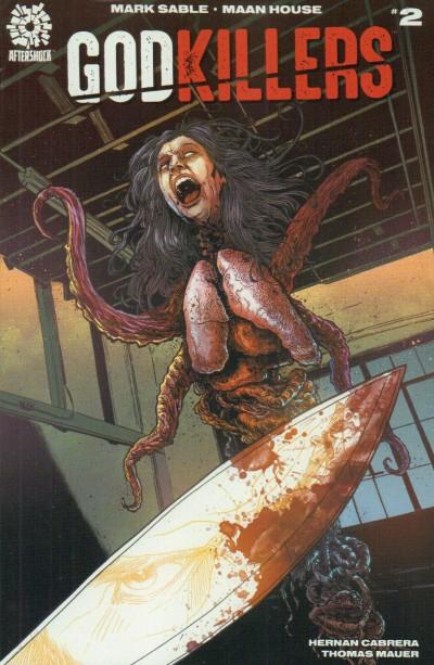 Godkillers (2020) #2 VF/NM Ahoy Comics
