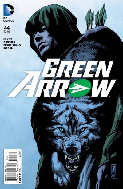 GREEN ARROW (2011) #44 VF/NM